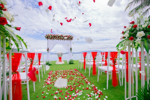 WEDDING PACKAGE 1,390 USD++