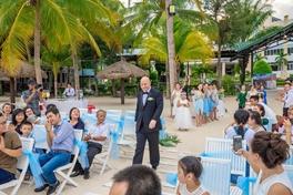 Đám cưới trên biển - 5