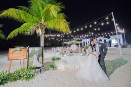 Đám cưới trên bãi biển - 23