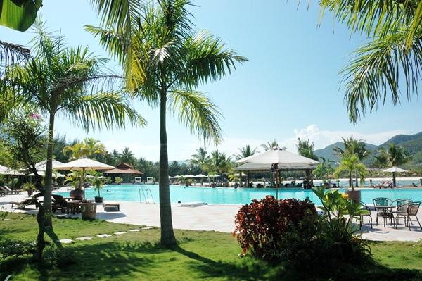 Một ngày trong đời tại Diamond bay Resort and Spa